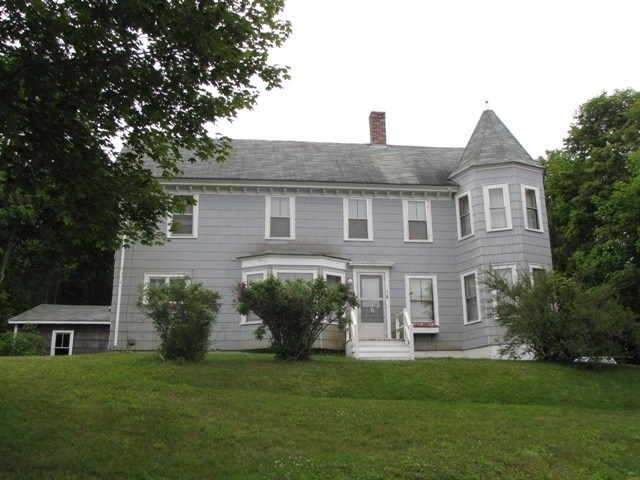 Historic Home for Sale in Machias, Maine