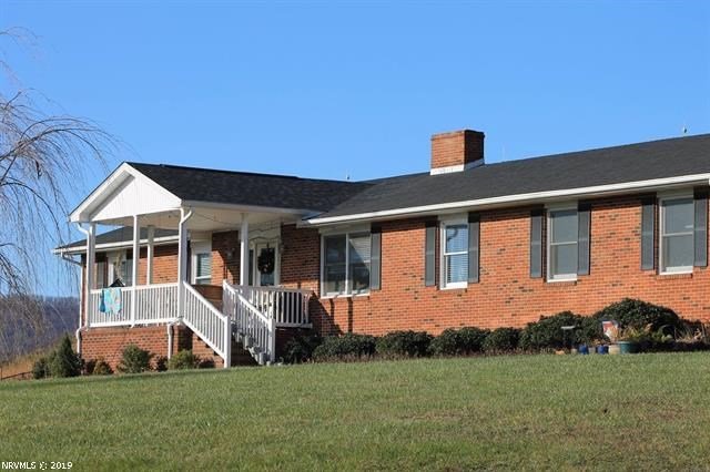 Brick Ranch Home Minutes from the Town of Floyd VA