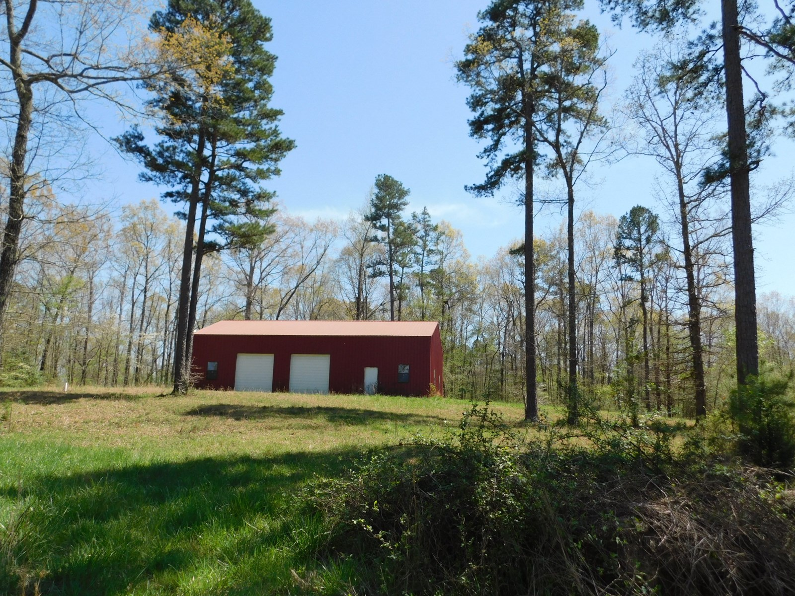 TN HOBBY FARM FOR SALE, PASTURE, BARN, SHOP, HUNTING