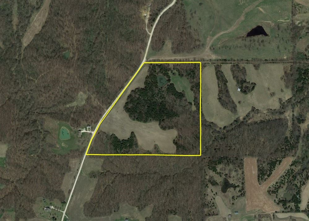 Wapello County Hunting Land for Sale