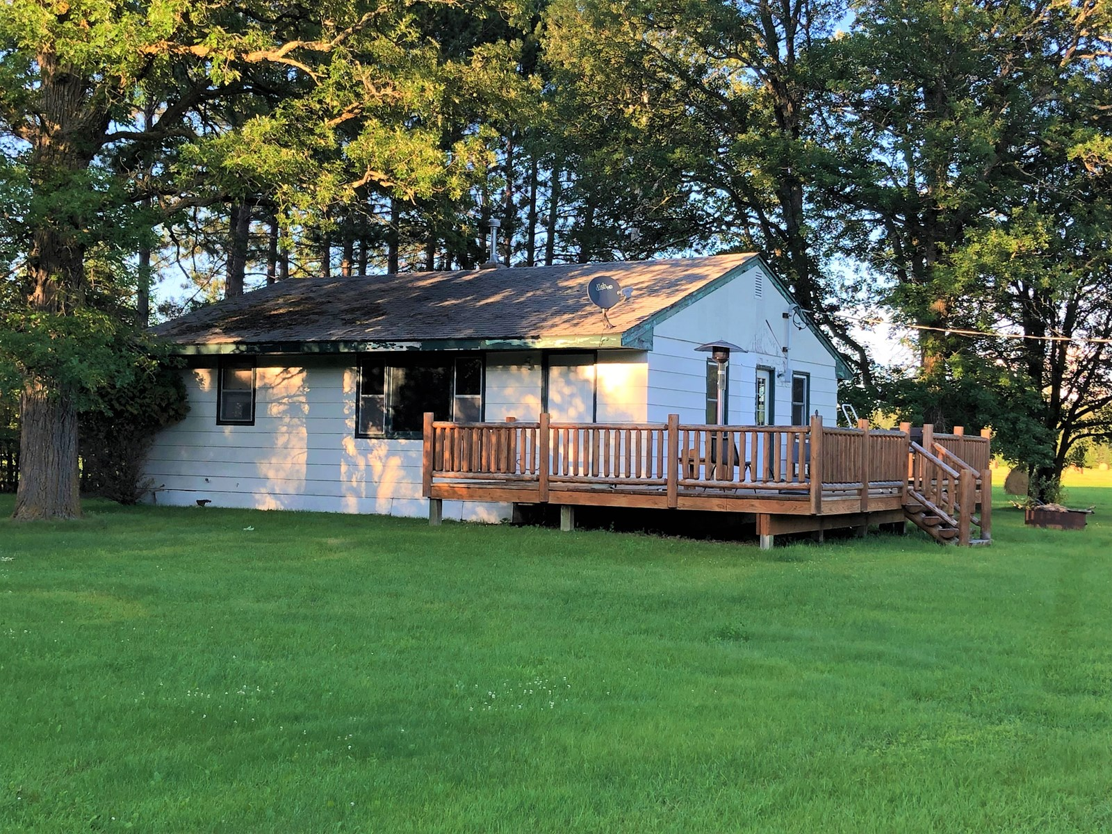 Cabin for sale in Northern Mn, Great area!