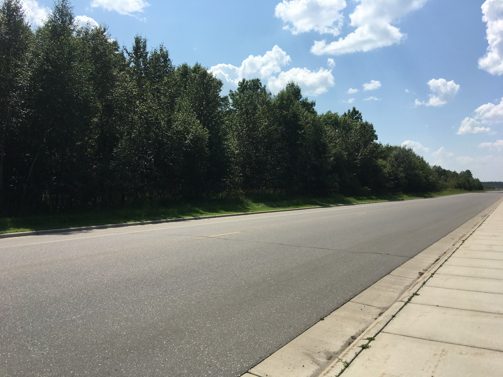 Land for sale in Northern Minnesota, Perfect location!