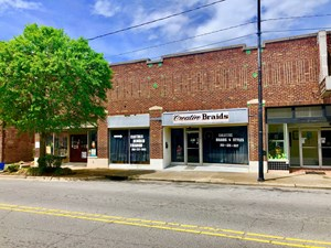 COMMERCIAL BUILDING FOR SALE WILLIAMSTON, NC, 2659 SQ. FT.