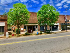 COMMERCIAL BUILDING FOR SALE WILLIAMSTON, NC, 3600 SQ. FT.