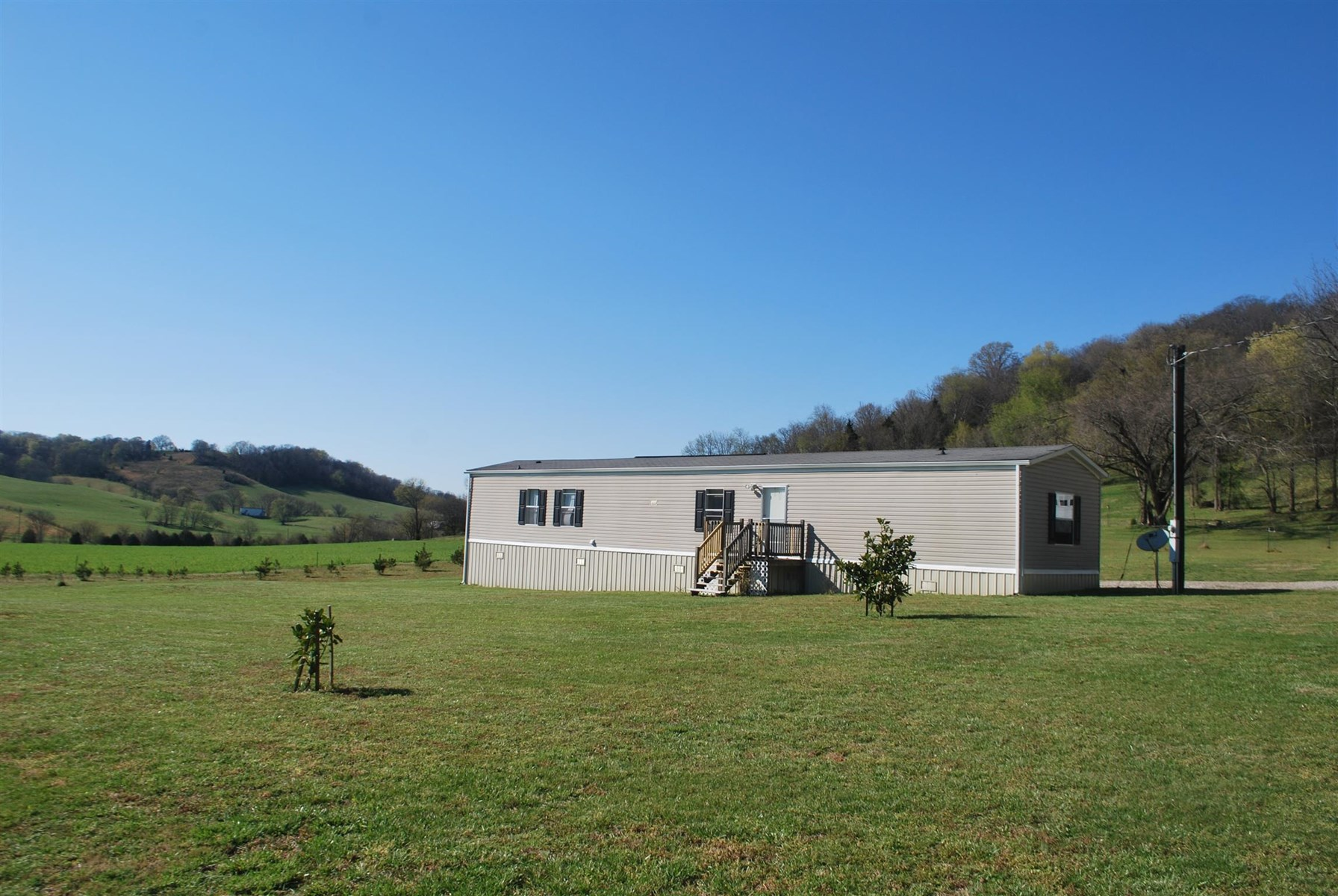 Beautiful Acreage in Culleoka, TN, Maury County,