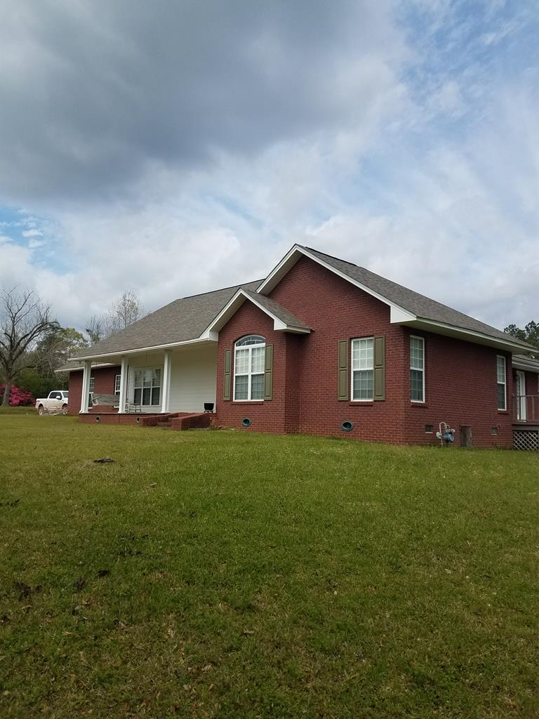 County Home on 5 Acres Franklin County Bude Mississippi