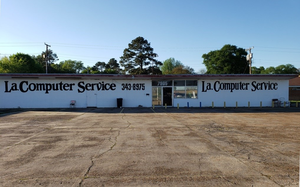 Commercial Building with Hwy Frontage For Sale in Monroe, LA