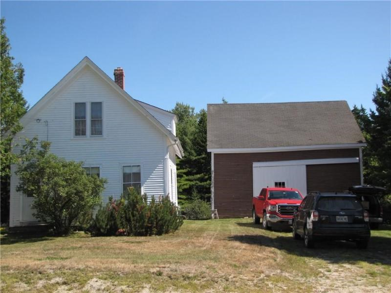 Country Farmhouse for Sale in Machias, ME