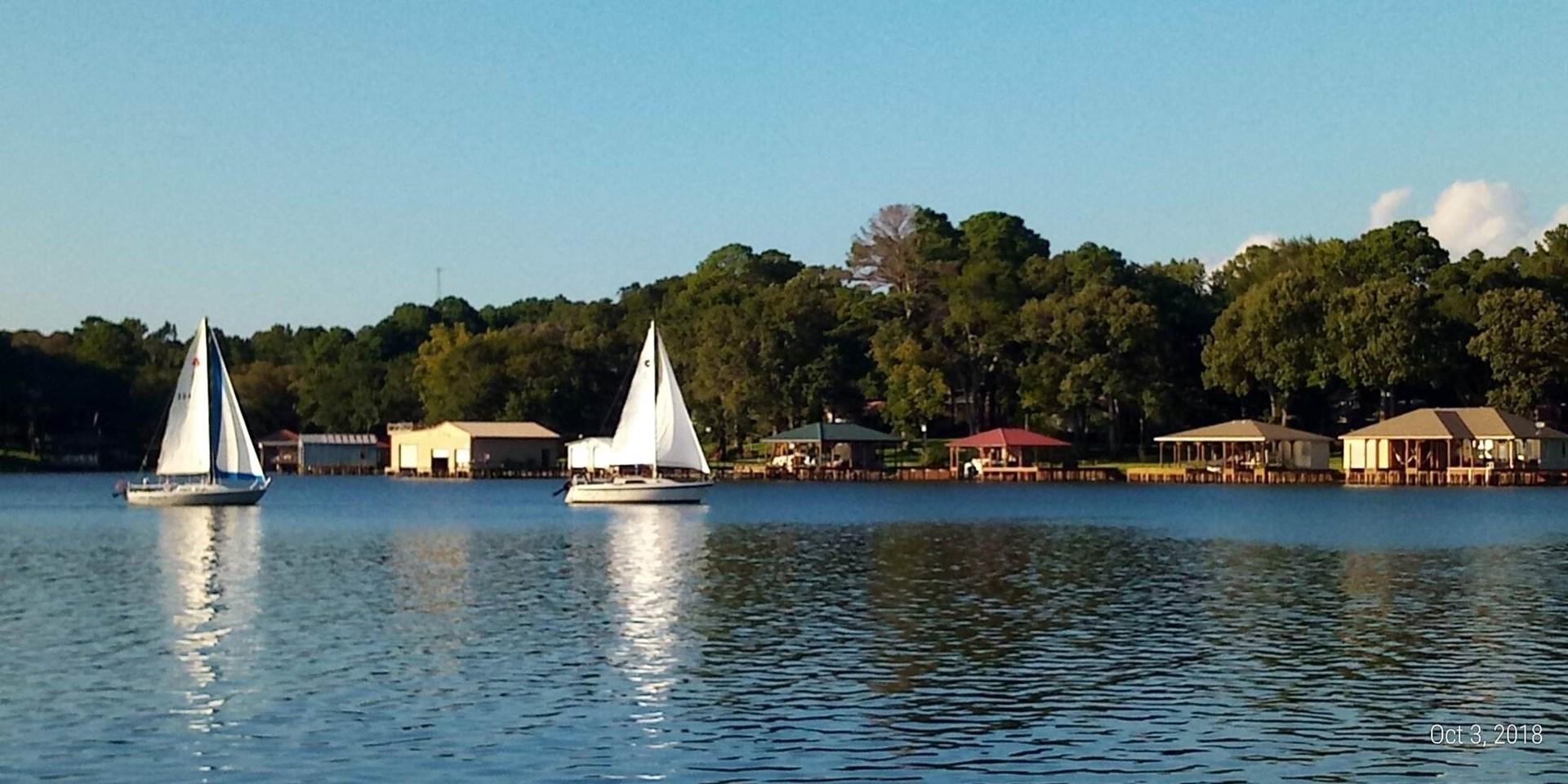 WATERFRONT LOT FOR SALE LAKE PALESTINE | FISHING EAST TX