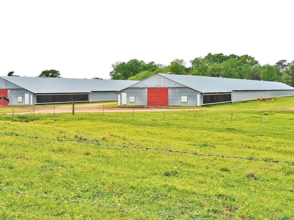 4 House Poultry Broiler Farm, 89 Acres, 3Bed/3Bath Home, MS