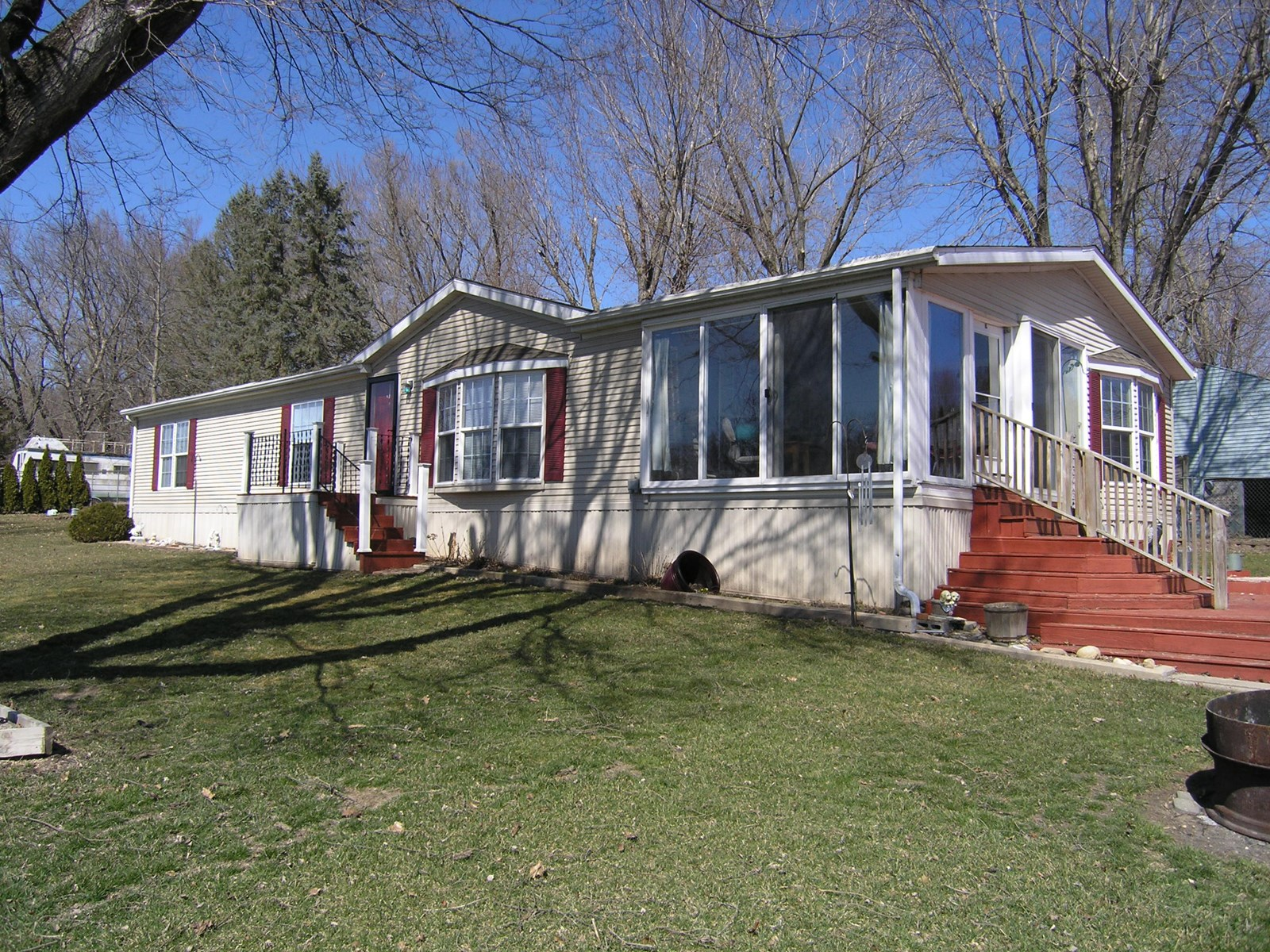 Ranch Style House Close to Mississippi River, Jo Daviess Co