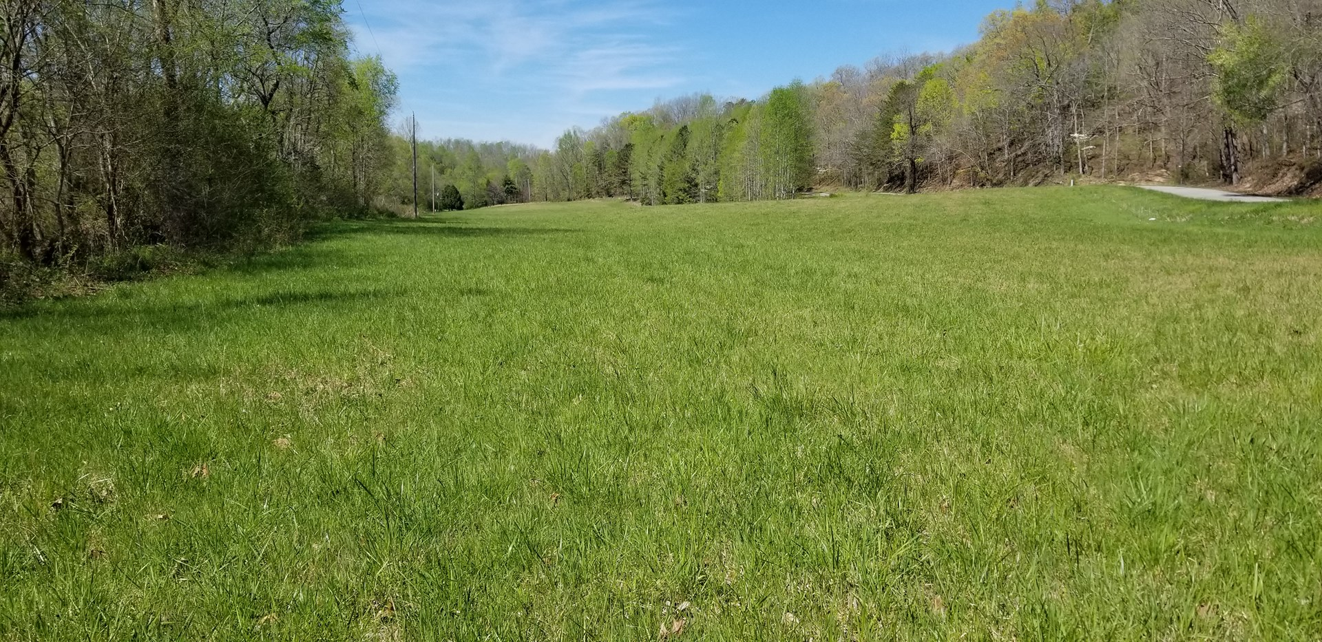5.02 Unrestricted Acres for Sale Perry County TN