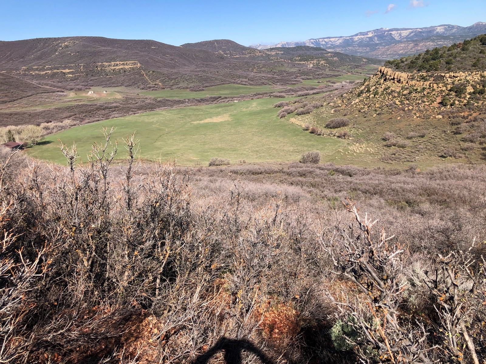 Colorado Mountain Hunting and Cattle Ranch