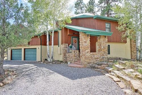 Modern Southwest Custom Home For Sale Ridgway Telluride CO