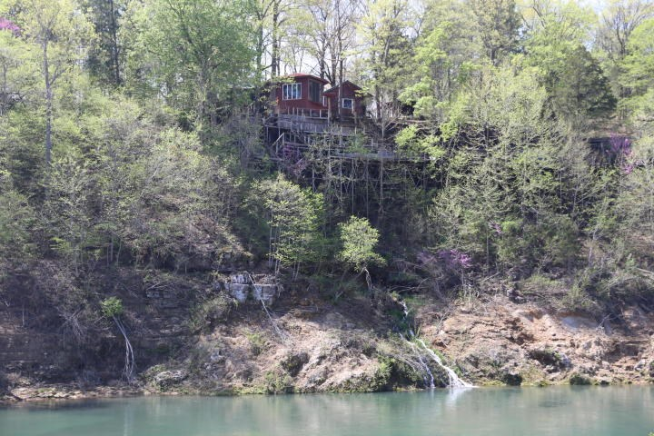 Riverfront Home for Sale on North Fork River Missouri Ozarks