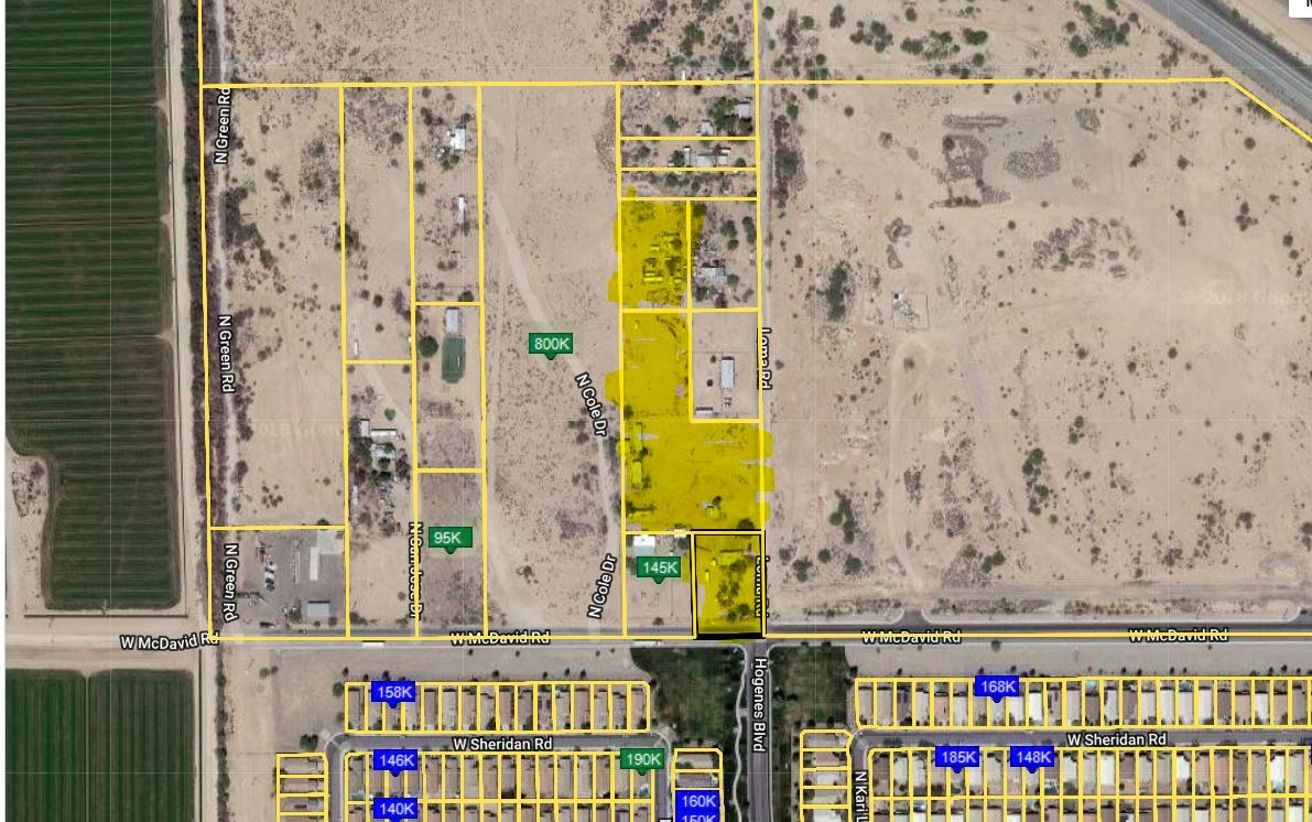 Maricopa AZ Land for sale. Acerage for sale Maricopa Arizona