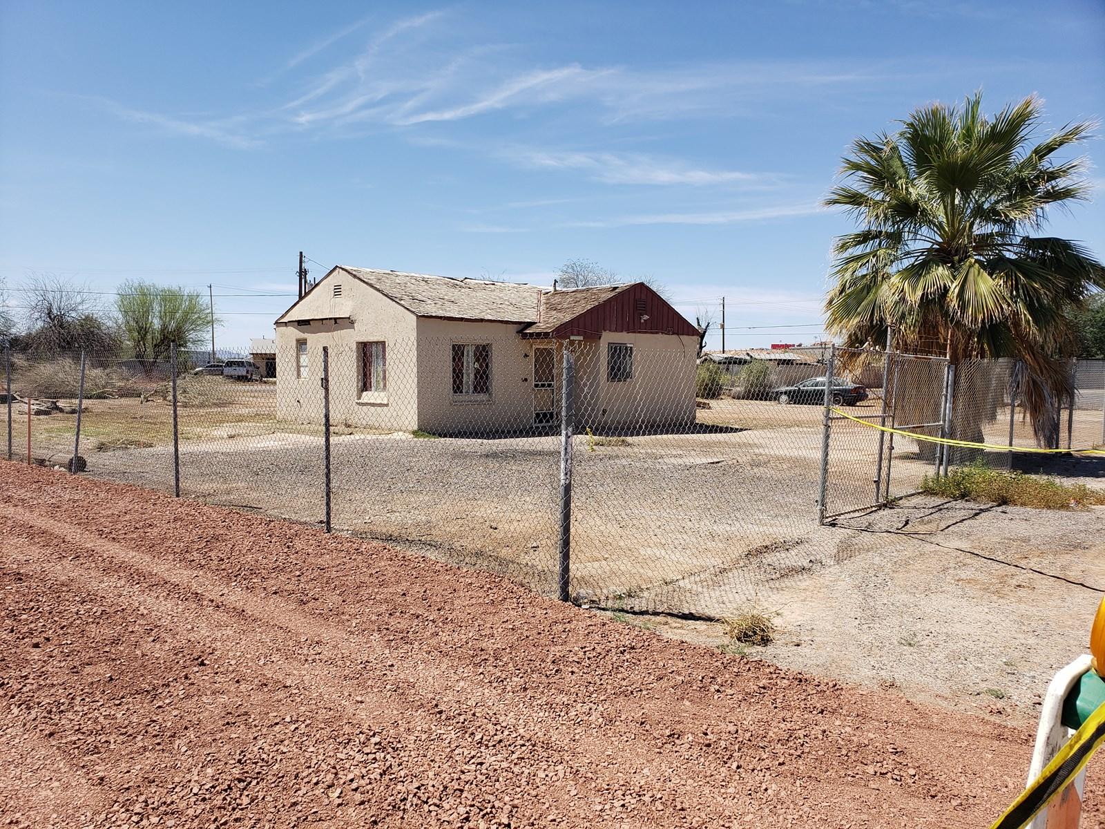 Lot for sale Maricopa City Arizona. Prime location for sale