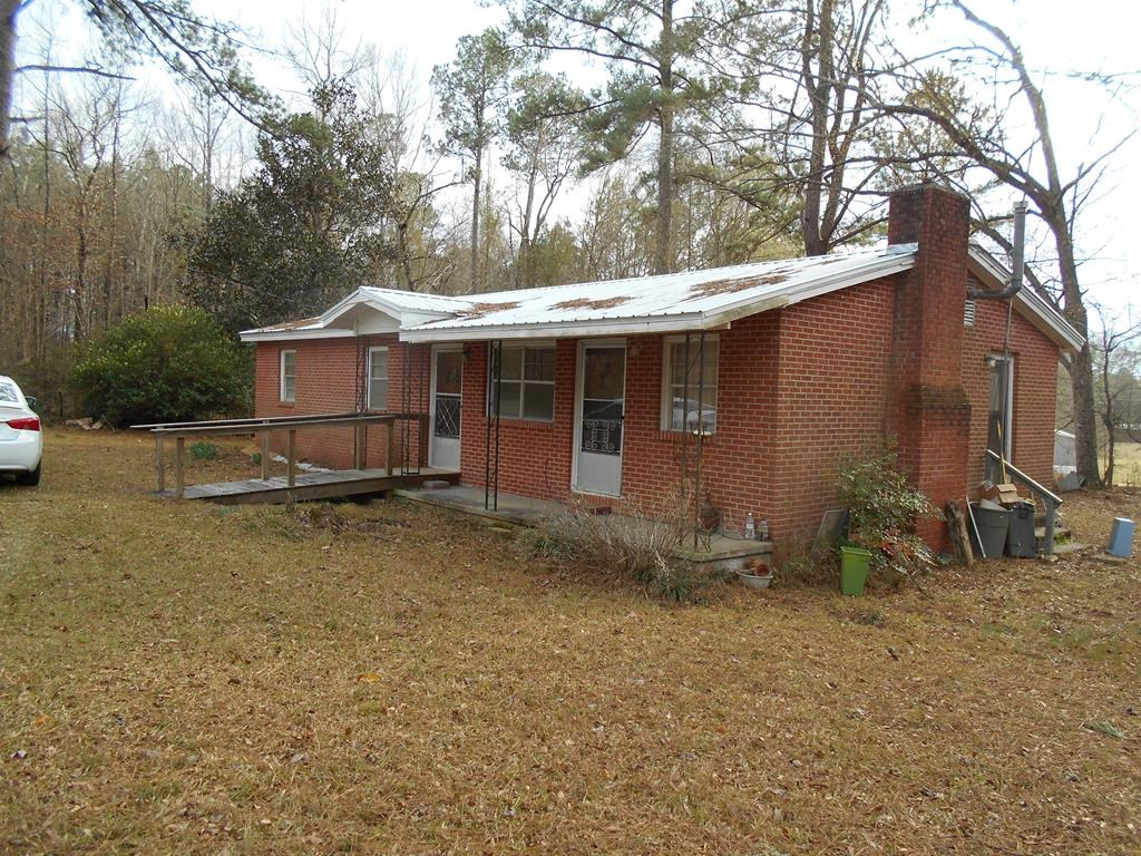 Brick Home on 2 Acres Franklin County Meadville Mississippi