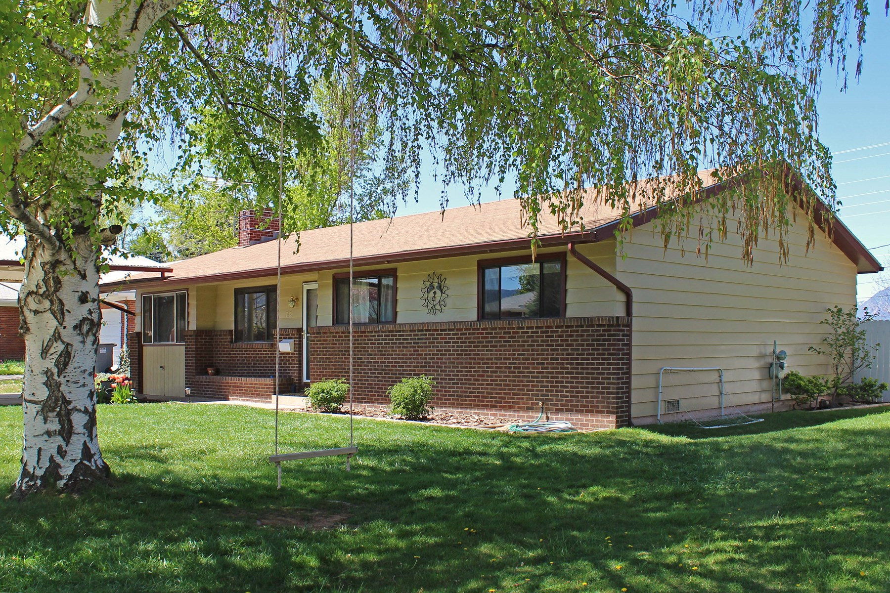 Terrific location for this well cared for 3 bedroom/2 bath