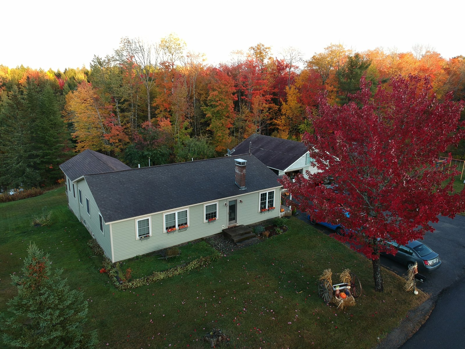 Ranch Style Country Home for Sale in Winn, ME