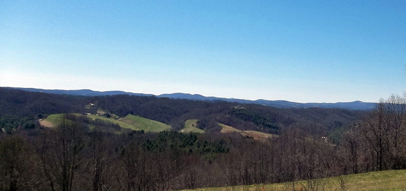 Beautiful Mountain Property for Sale in Pilot VA!