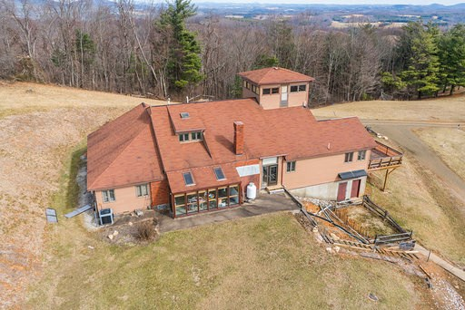 Large Custom Built Home for Sale in Floyd, VA