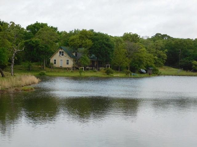 County Home on Acreage - Marquez, Tx