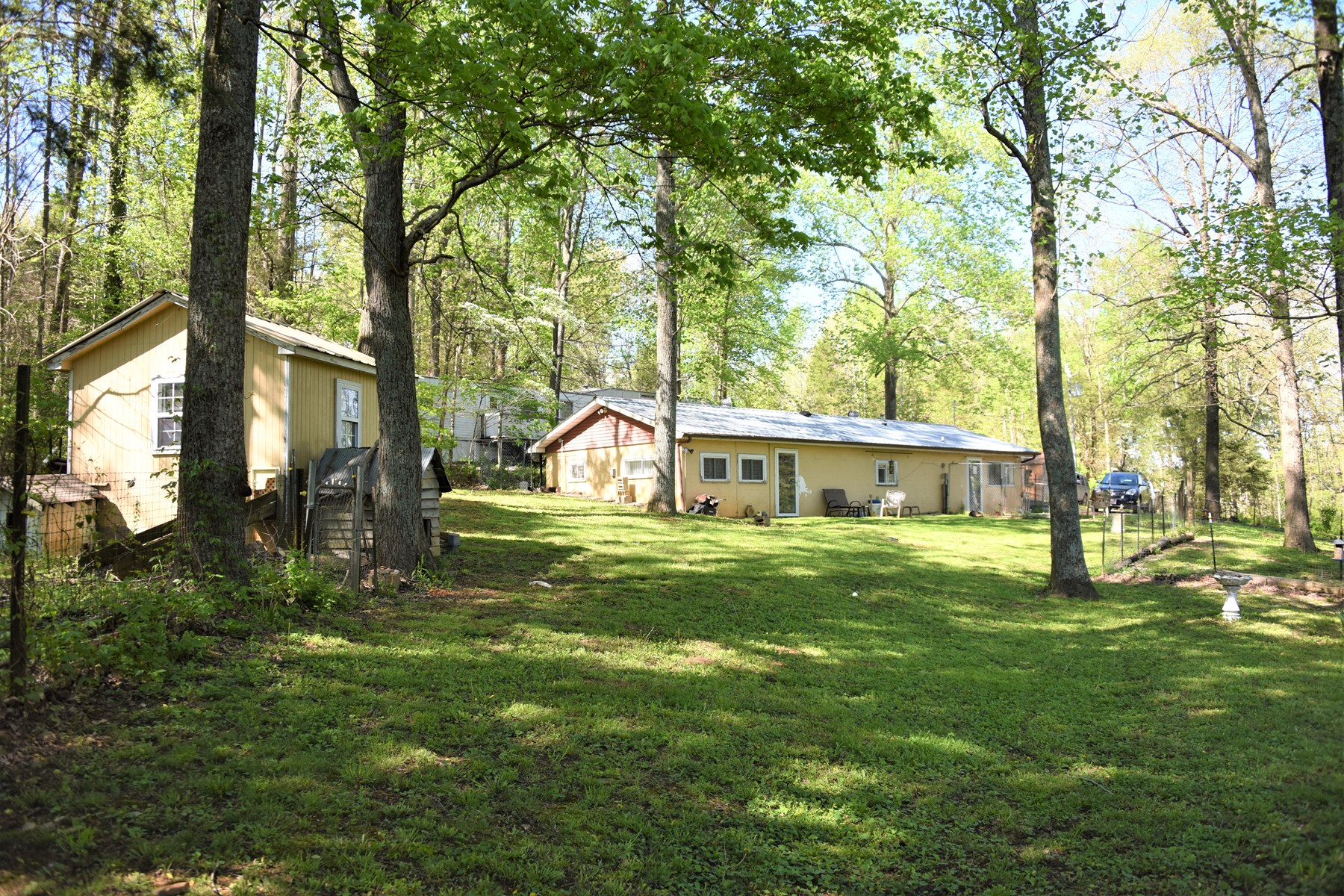 Home or Hunting Cabin, 28.78 ac, Woods, Pasture, Other Sites