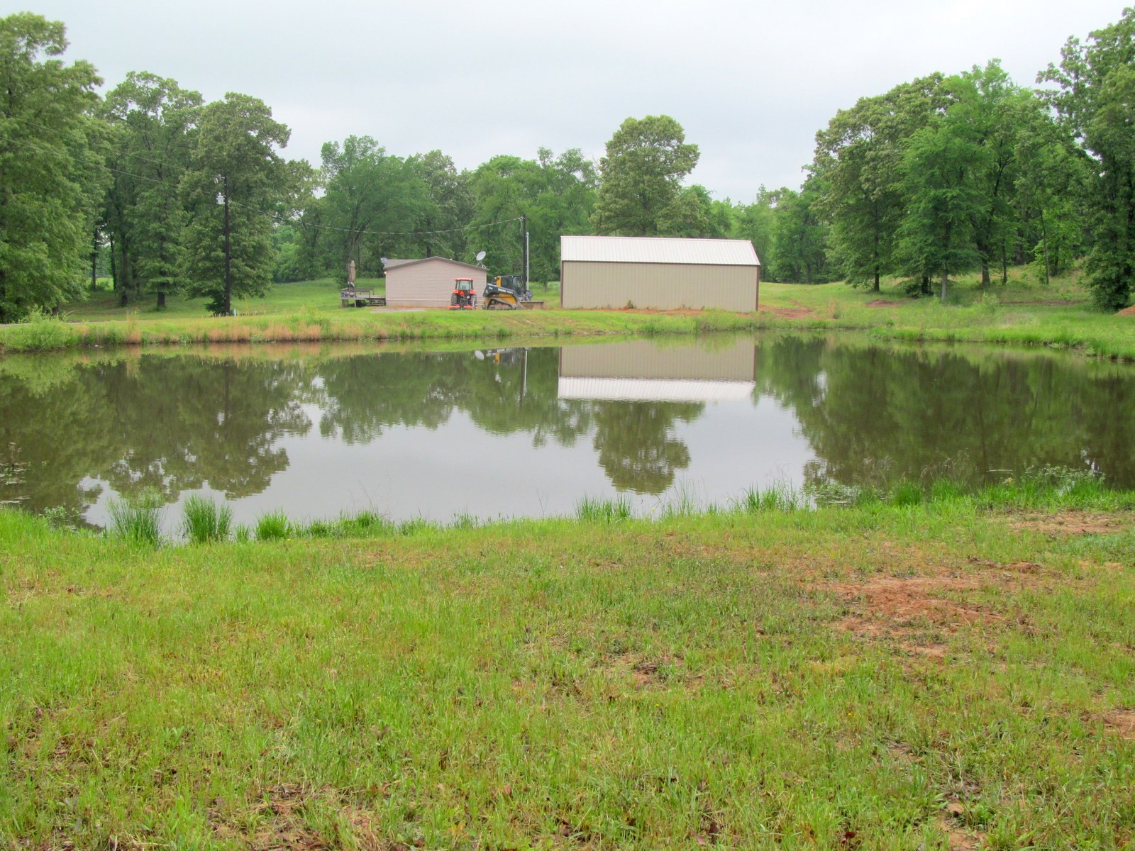 26 EAST TEXAS ACRES - HUNT- FISH  3/2 + SHOP - WINNSBORO, TX