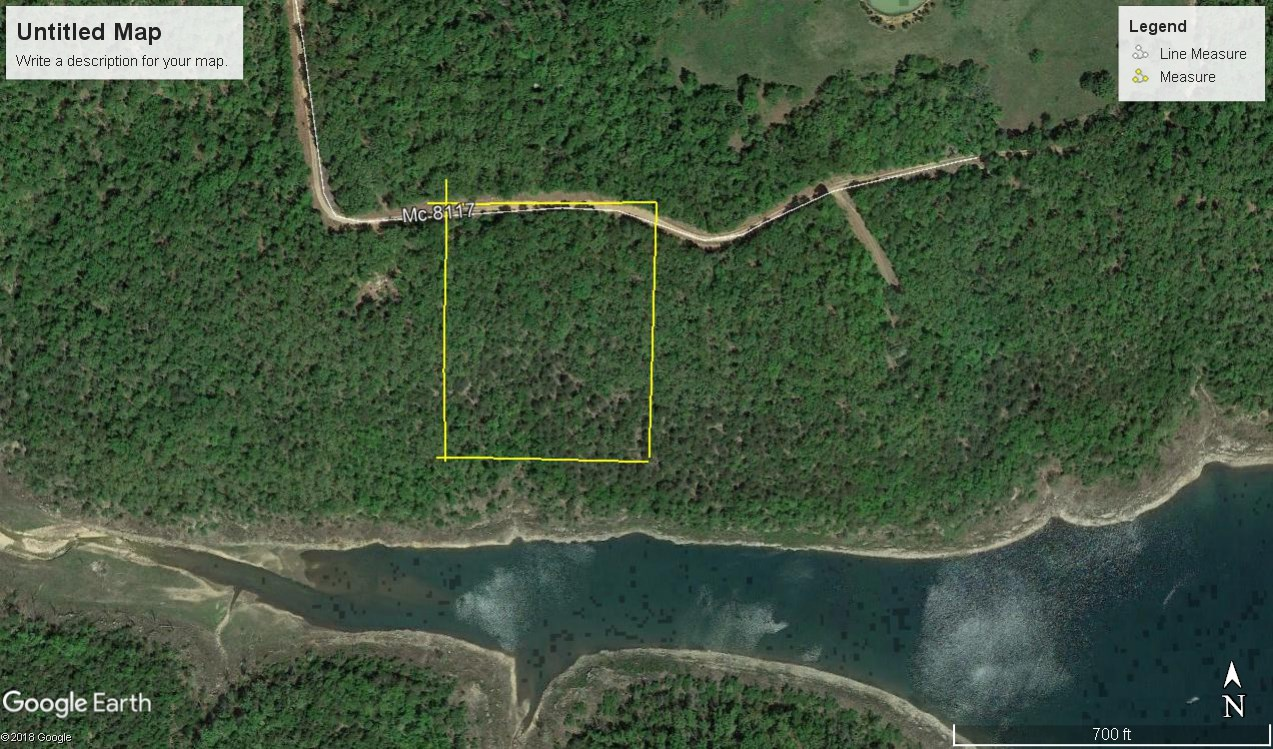 ACREAGE FRONTING BULL SHOALS LAKE FOR SALE