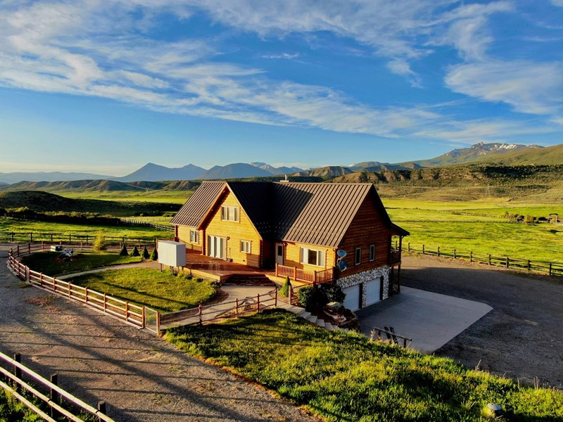colorado custom ranch for sale