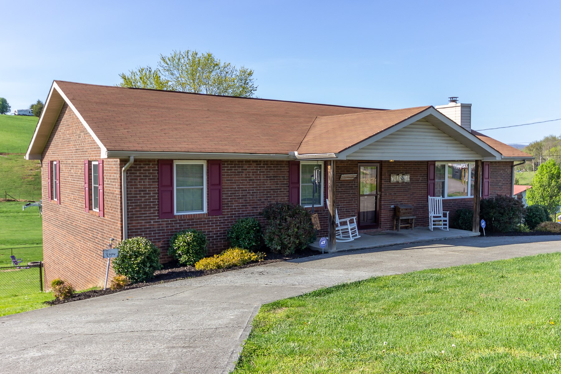 3 BR Brick Home For Sale in Morristown, TN