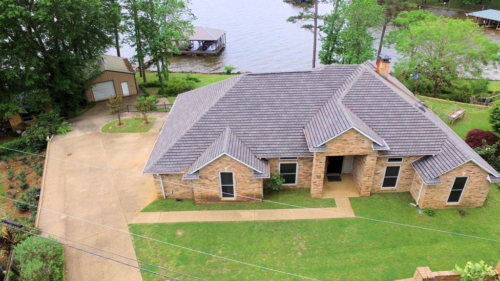 LAKE PALESTINE WATERFRONT HOME FOR SALE | EAST TX LAKE