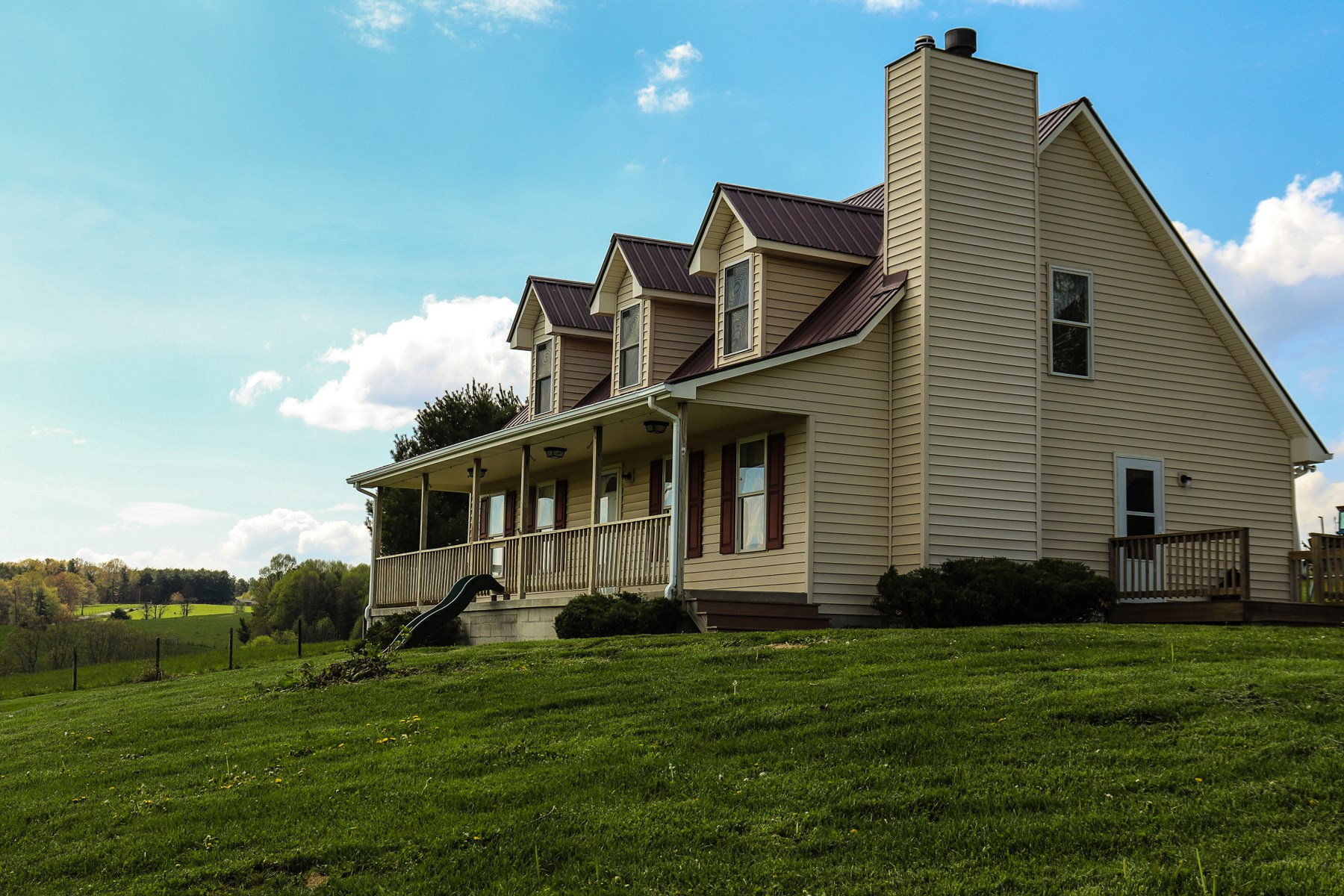 Gorgeous Home For Sale in Copper Hill VA