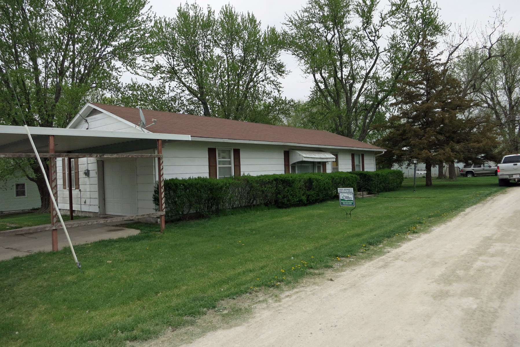 Home For Sale In Small Town