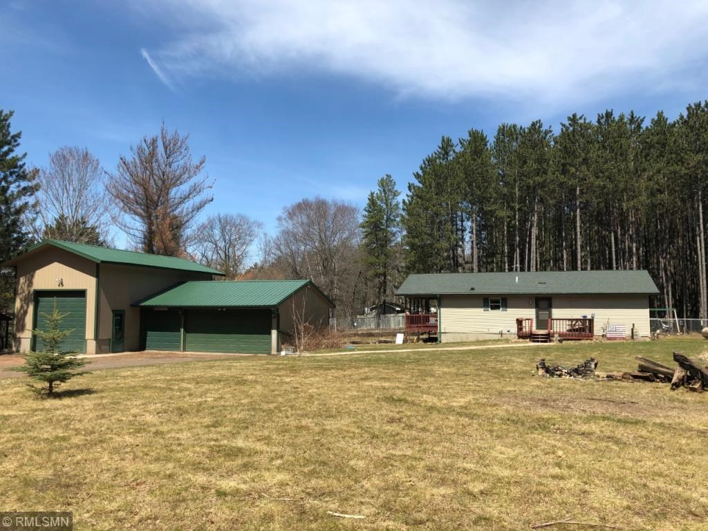 Country Home For Sale with Lake Access, Sturgeon Lake, MN