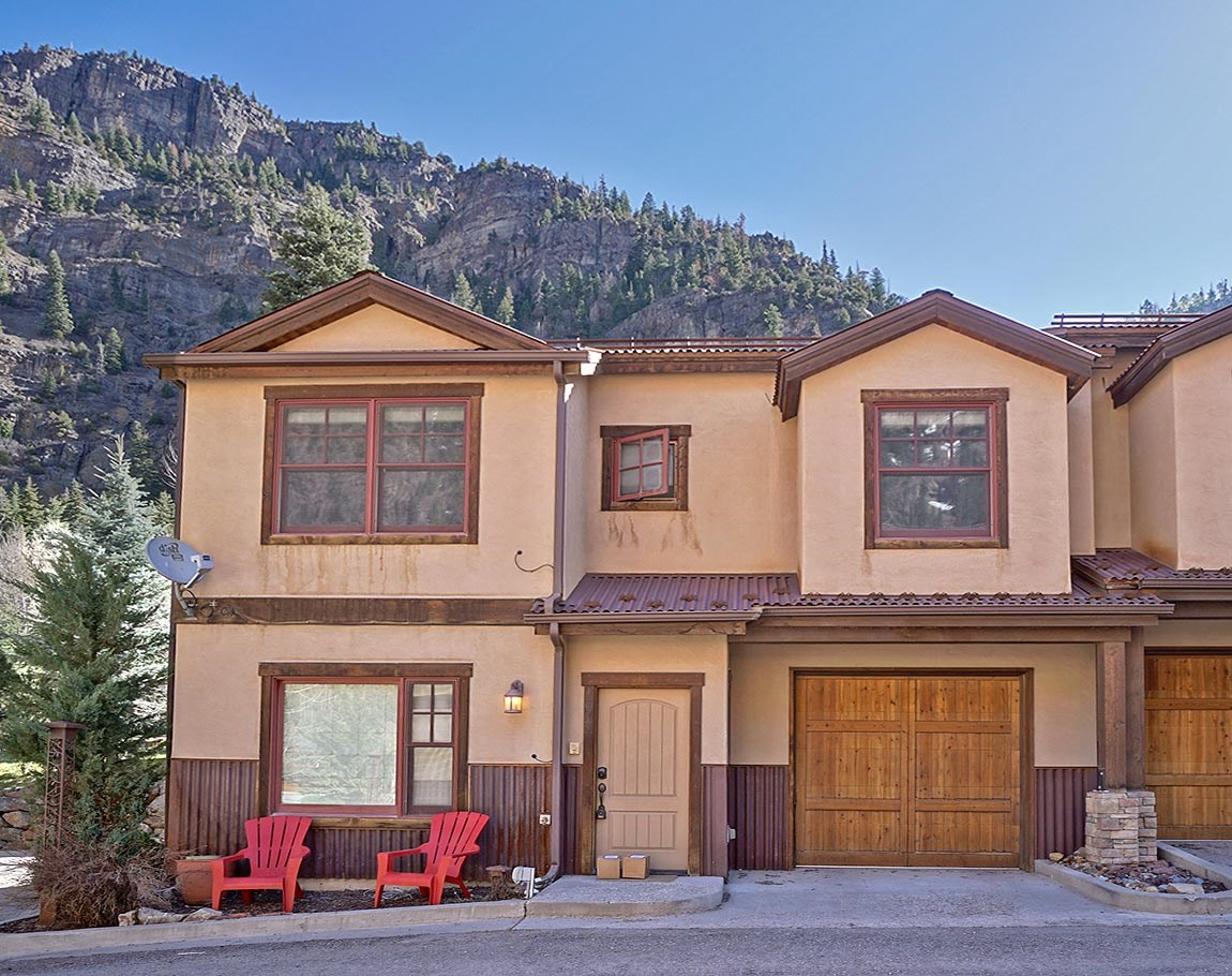 Townhome For Sale Main Street Ouray Colorado