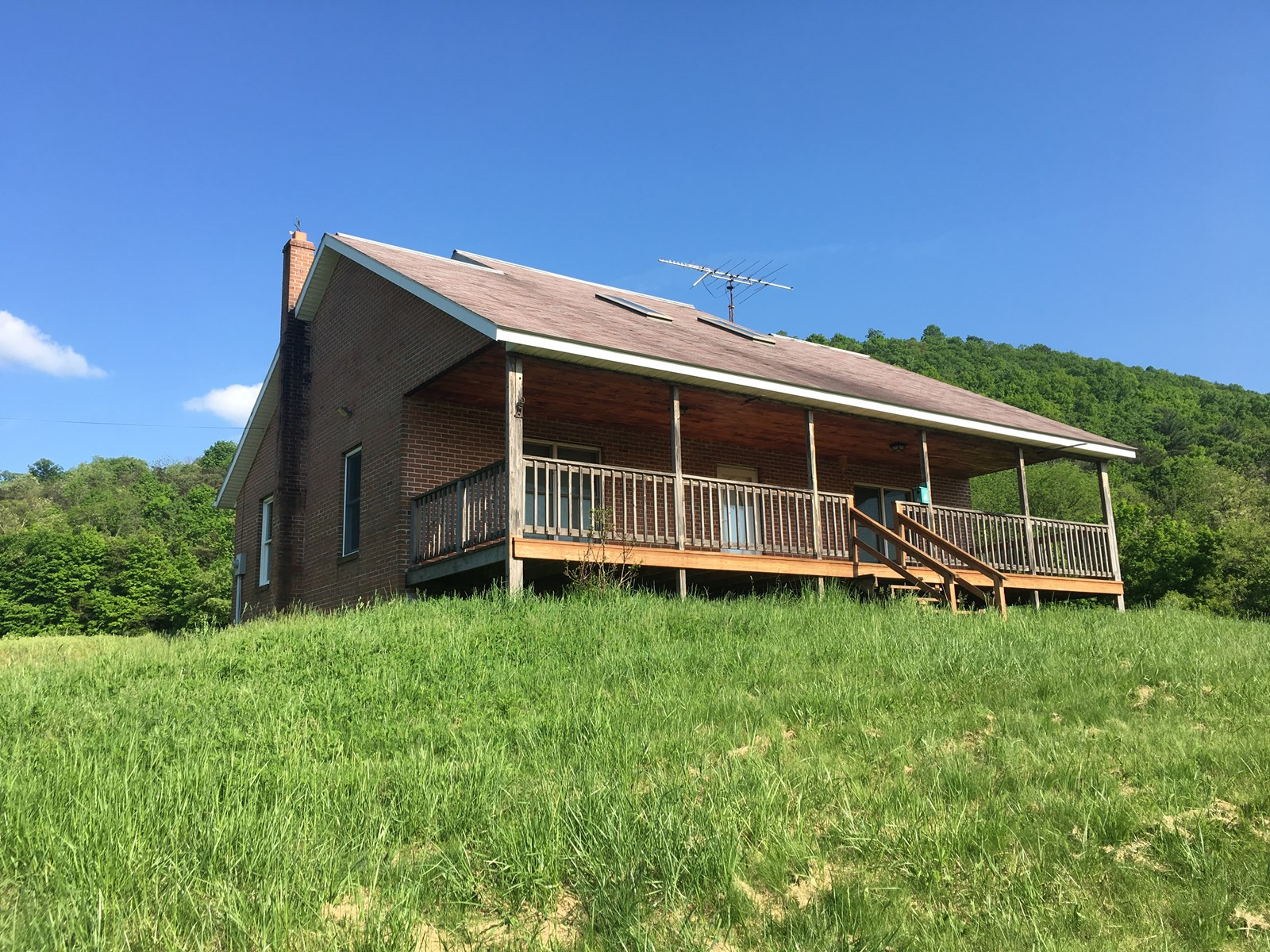 Home and Acres for Sale in Clearville PA