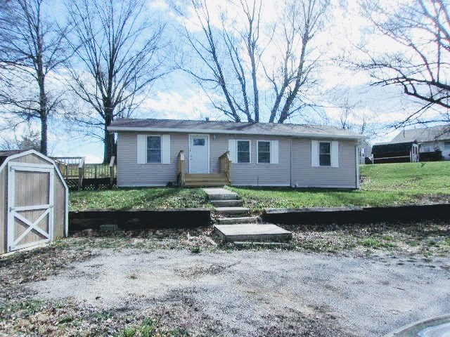 Completely remodeled home in town for sale in Unionville, MO