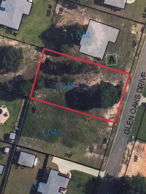Building lot for sale in Dothan, Al