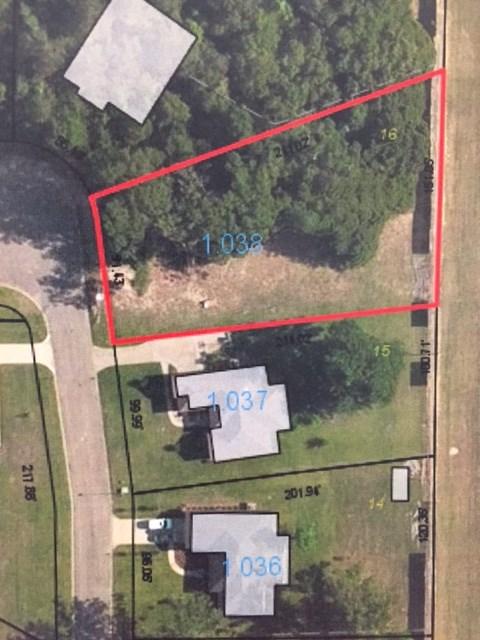Building lot for sale Dothan, Al