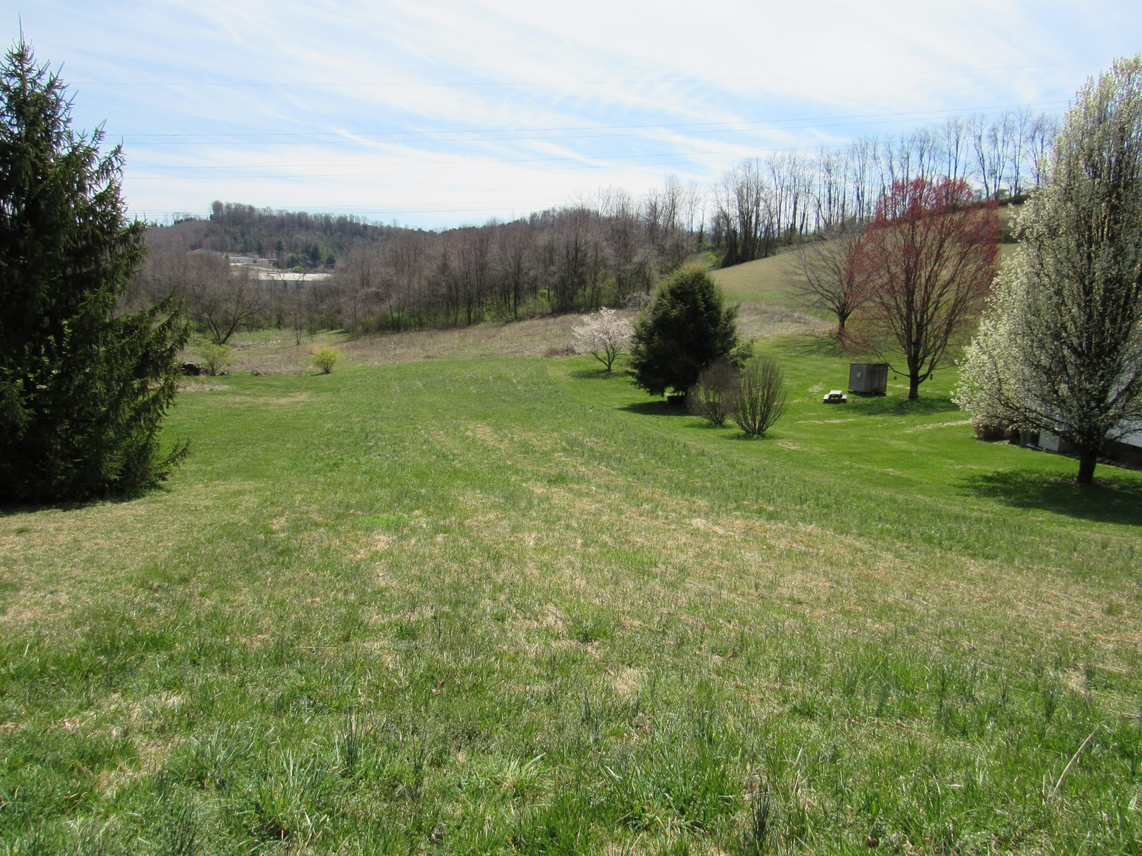 Level, Cleared Lot For Sale In Bristol VA