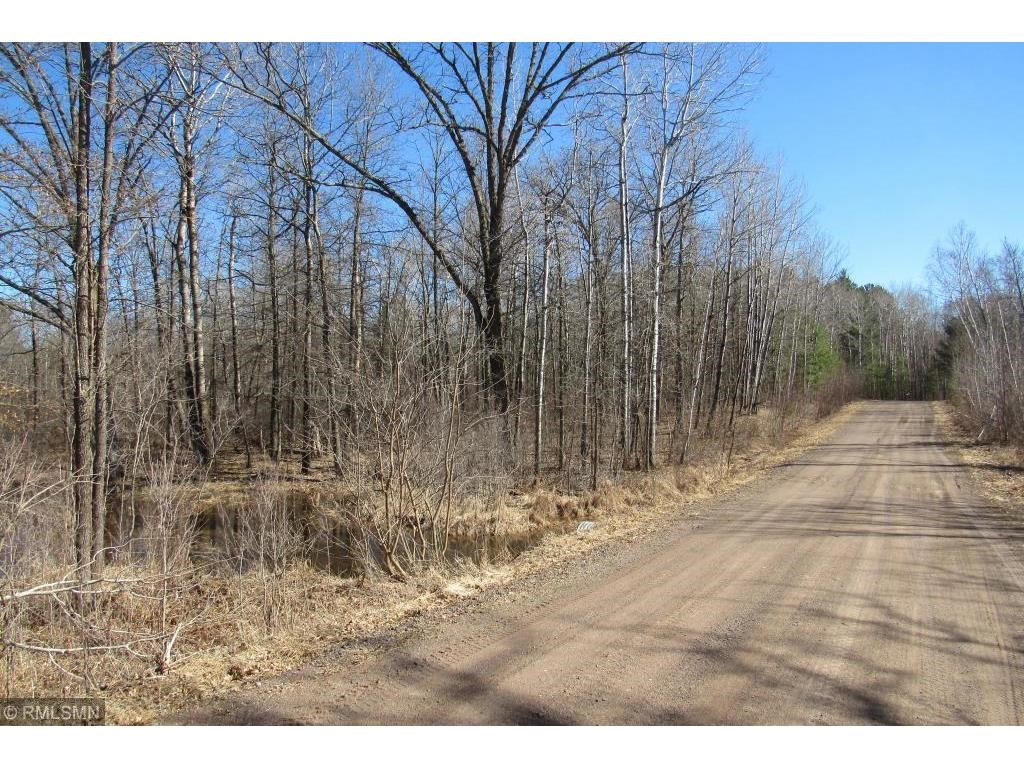 Small Acreage with Lake Frontage & Creek Frontage-Moose Lake
