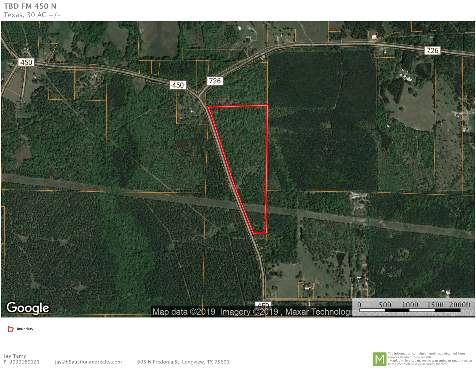 Fenced Timber Hunting Land Harleton Texas For Sale near Lake