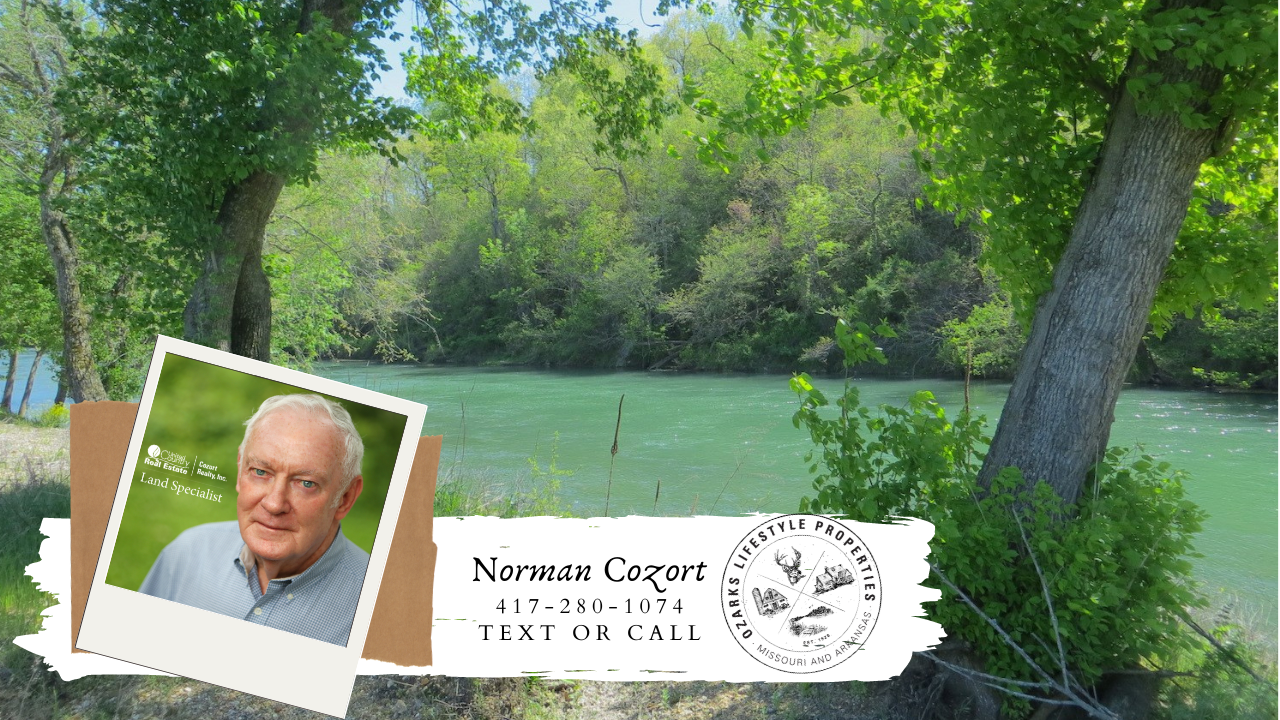 Riverfront Property for Sale on Spring River