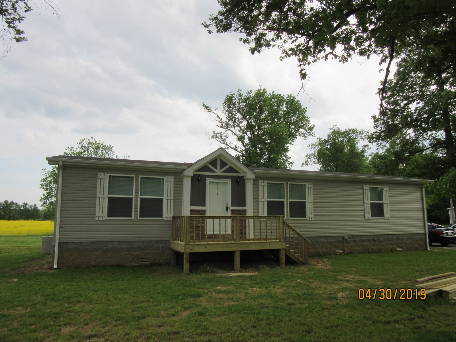 Manufactured Home - Feel of country with convenience of town