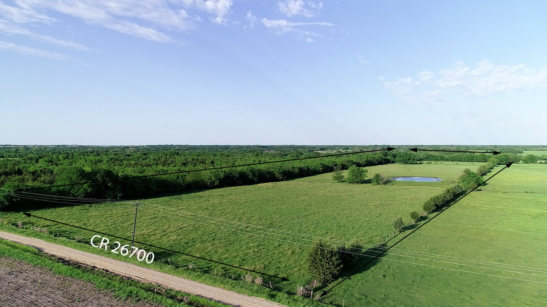 Country Ranch Land For Sale Petty Texas