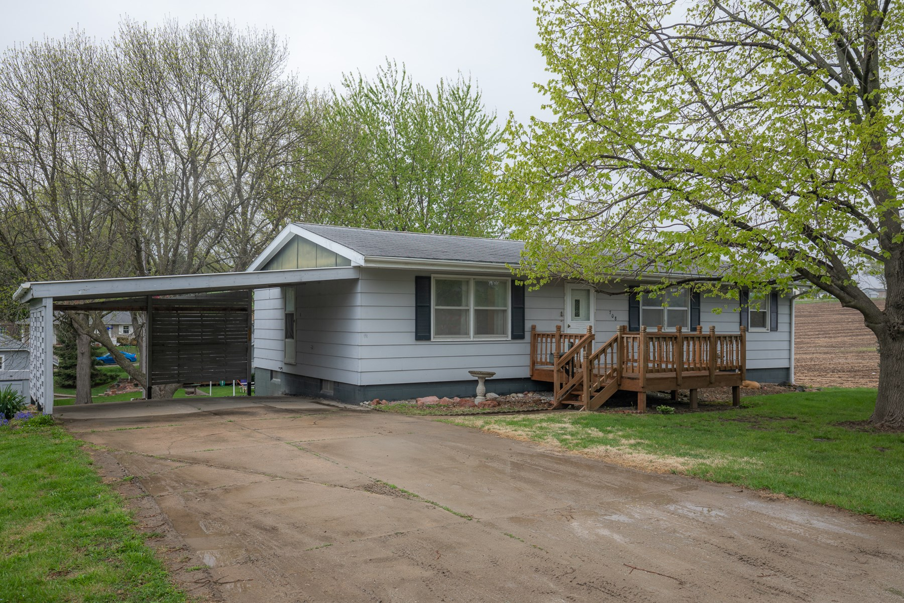 Home for sale in Emerson, Iowa