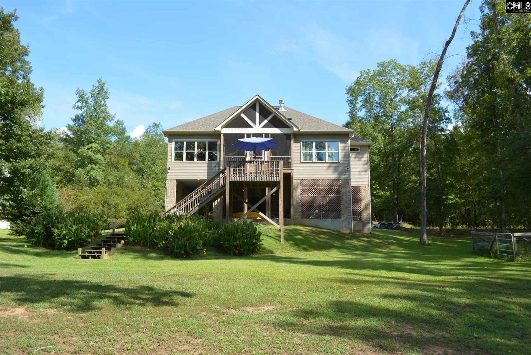 Custom Built Home on Lake Wateree, Winnsboro, South Carolina