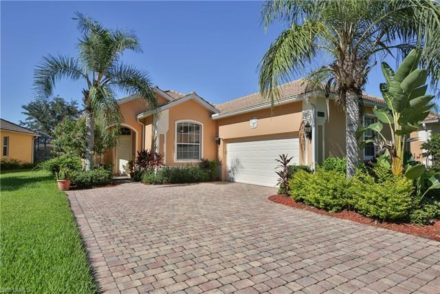 Lake Facing home in Naples, FL for sale